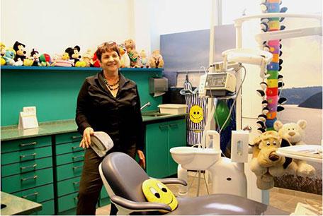 מומחה לרפואת שיניים לילדים